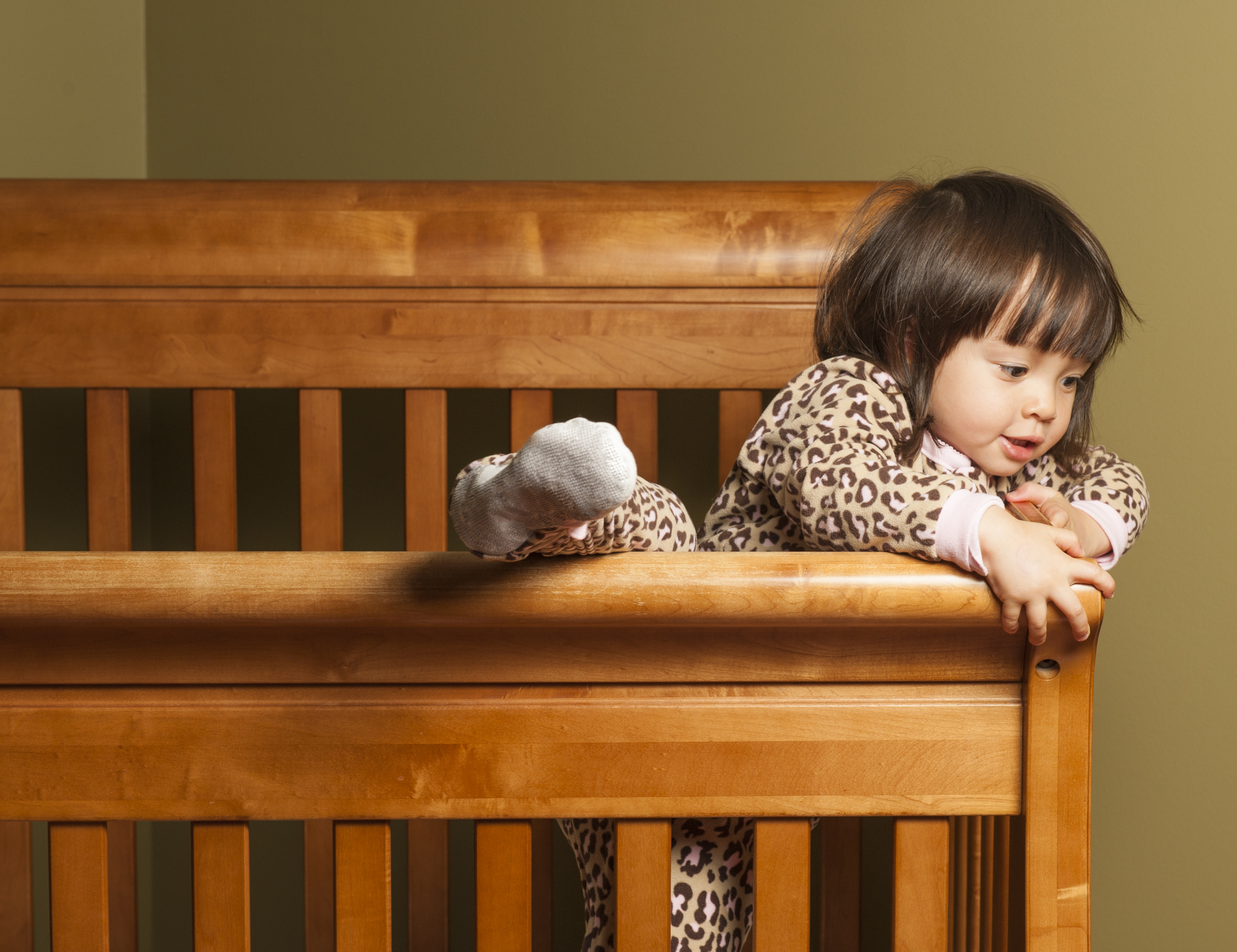 How Do You Keep Your Climbing Toddler In A Crib