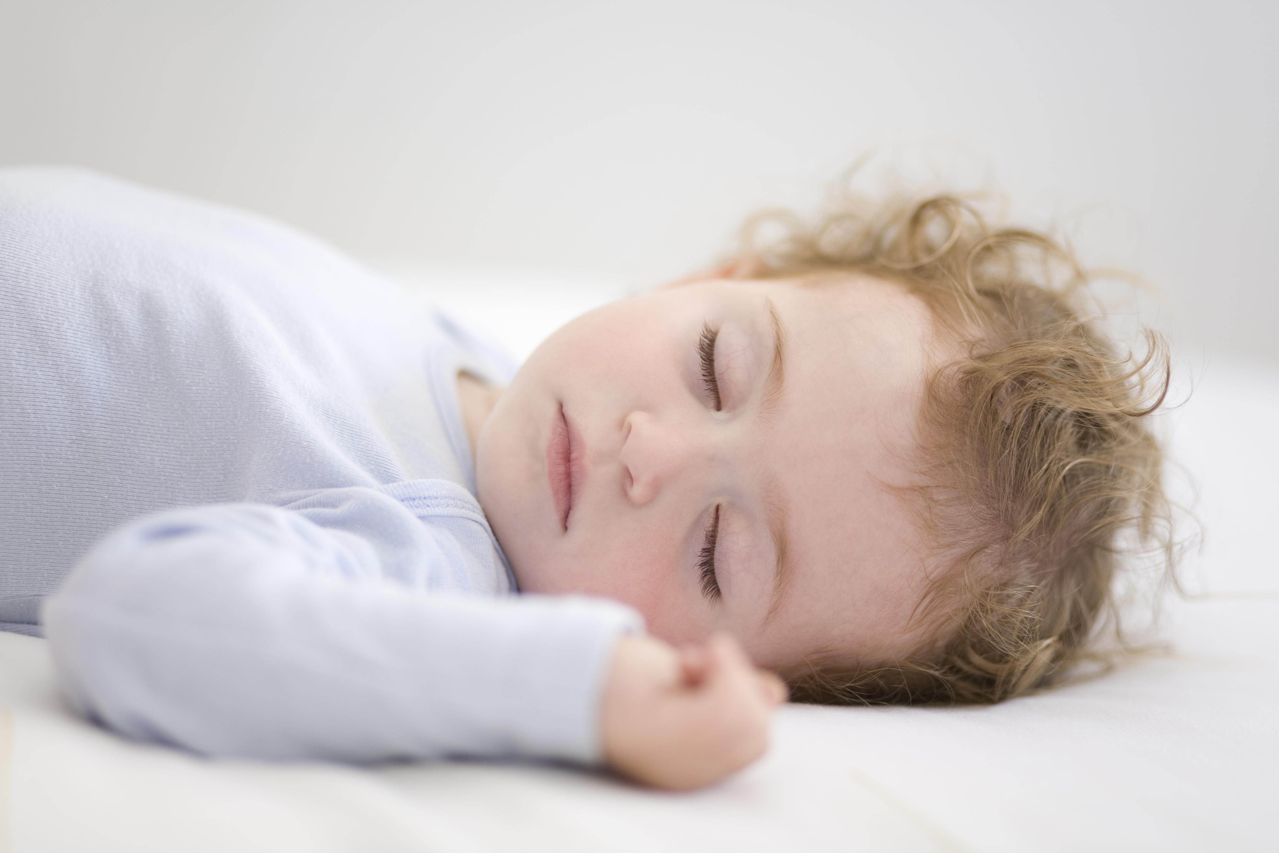How to get a one year old to sleep by themselves