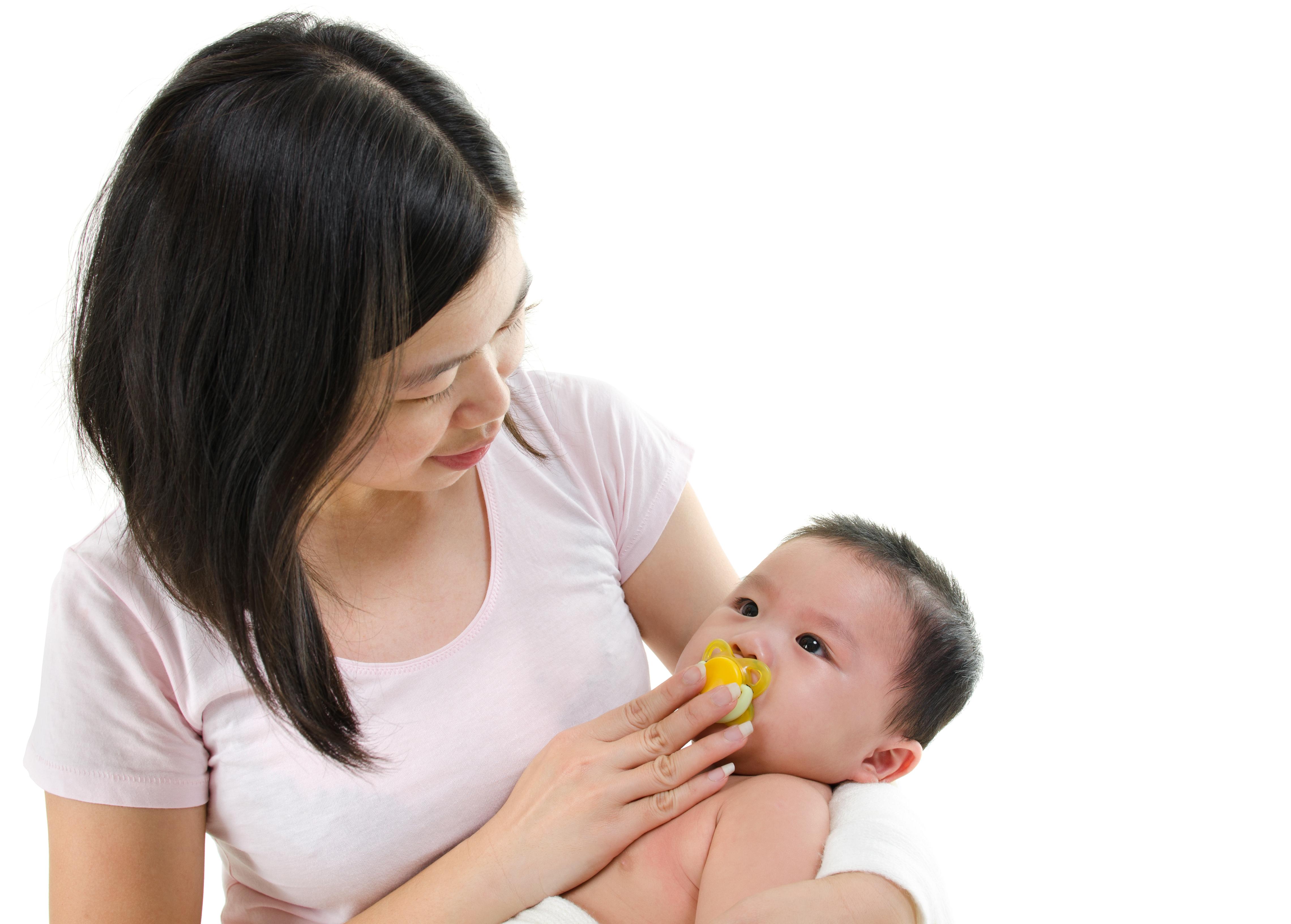 Pacifiers And Sleep Baby Sleep Science Sleep Resource