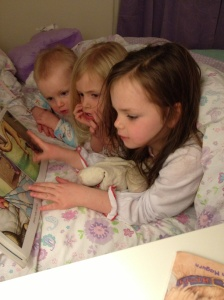 bedtime story photo